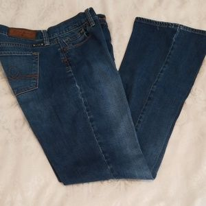 Lucky Brand Sofia Boot Jeans9